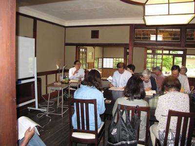 白樺サロン特別講座「志賀直哉と奈良−『暗夜行路』完成に向かって−」を開催しました