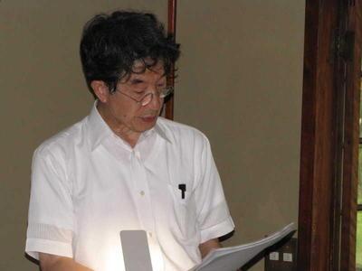 白樺サロン特別講座《志賀直哉『暗夜行路』を読む》を開催