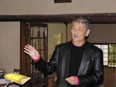 白樺サロン特別講座《物理学で見る宇宙の神秘 実在とは何か》を開催