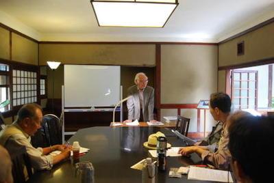 ◇奈良学園公開文化講座 第12回「柳条湖から真珠湾までーリットン調査報告(1932)からハルノート」を開催