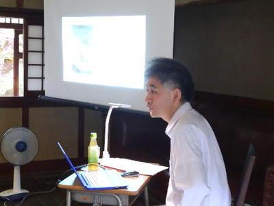 特別講座2017白樺サロンの会第3回《日本洋画の揺藍期から西日本を中心に》を開催
