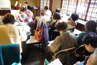 近代文学講座 《文学表現の諸相》後期第3回を開催