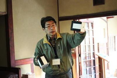 奈良学園公開文化講座第18回「実験で振り返る科学」を開催