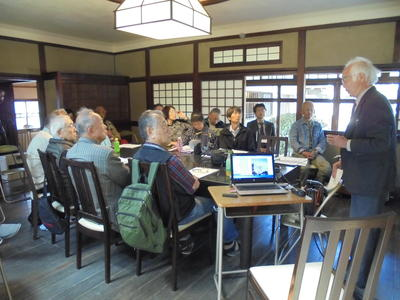 奈良学園公開文化講座第29回「歴史における日中関係(その2)―反日の源泉を辿る」を開催