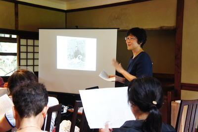 志賀直哉旧居特別講座 白樺サロンの会第4回「志賀直哉と動物」を開催