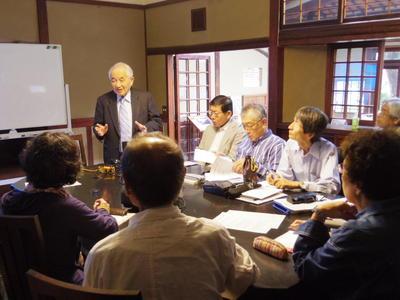 奈良学園公開文化講座第35回「第2次大戦中の日本の原子核開発」を開催