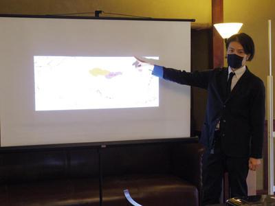 志賀直哉旧居特別講座白樺サロンの会第1回「ブラティスラヴァ国際絵本原画展について」
