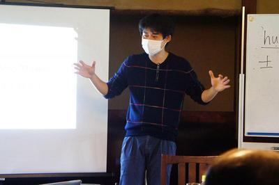 志賀直哉旧居特別講座白樺サロンの会第2回《数学を通して「人間」を考える》を開催