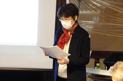 志賀直哉旧居特別講座白樺サロンの会第3回《志賀直哉『網走まで』を読む》を開催しました。