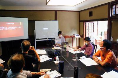 奈良学園公開文化講座第47回《中華圏の「お盆」の行事―台湾の現状とその起源を中心に》を開催しました。