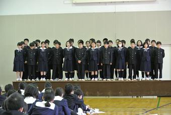 【中学校】M3宿泊オリエンテーション