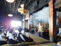 P2生が吉野へ宿泊学習に行ってきました