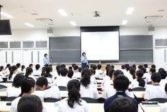 M1、M2生対象の交通安全教室を行いました