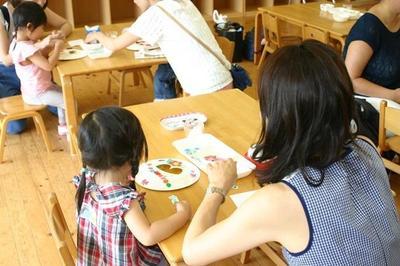 2歳児保育「わくわくルーム」を開催しました