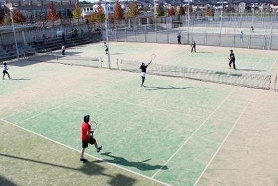 第11回Nara Tomi Tennis大会を開催しました