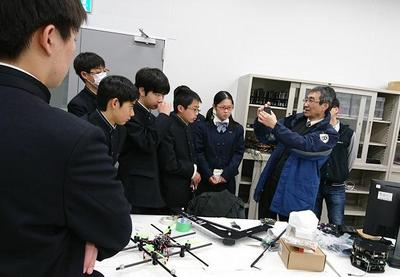 【科学部】京都大学工学部を見学しました