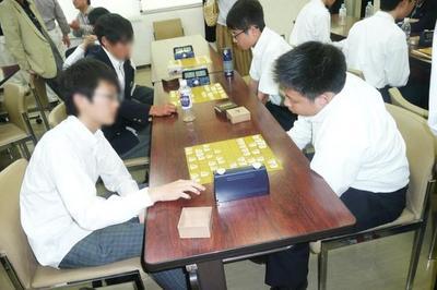 囲碁将棋部(将棋部門)西日本大会に出場します