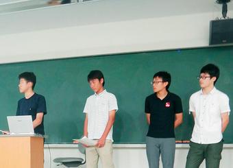 inochi学生フォーラム参加メンバーが電気通信大学を訪問しました