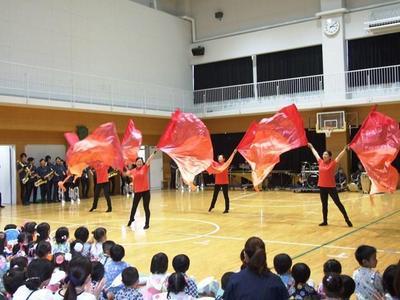 第9回『奈良学園幼稚園夕涼み会』を開催しました