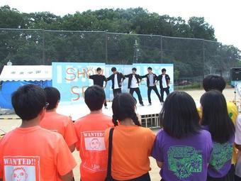 第10回奈良学園登美ヶ丘MY尚志祭を開催しました(2日目)