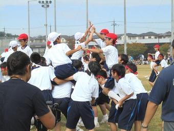 「第10回奈良学園登美ヶ丘幼小中高合同運動会」を開催しました
