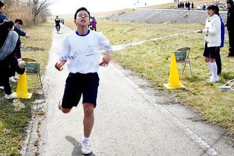 木津川マラソンを行いました