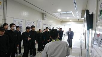 【科学部】関西光科学研究所を見学しました