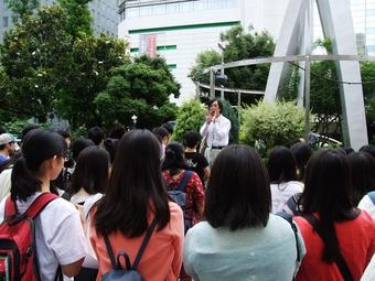 高3(Y4)校外学習