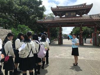 中3(Y1)学年が沖縄宿泊研修に行ってきました