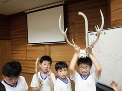 P4生が美山へ宿泊学習に行ってきました