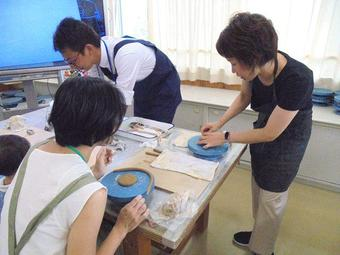 わくわく!陶芸教室を開催しました