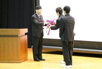 奈良学園登美ヶ丘創立10周年記念式典を挙行しました