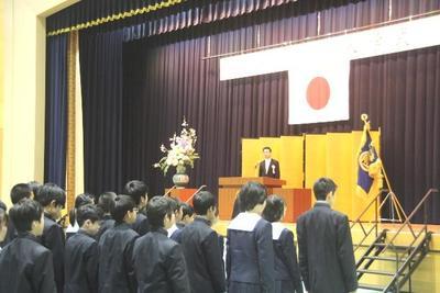 2019年度奈良学園登美ヶ丘中学校・高等学校入学式を挙行しました