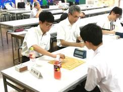 【囲碁将棋部】 近畿大会に出場します