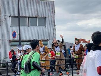 奈良マラソン2019!