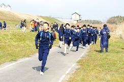 MY木津川マラソンを行いました