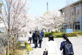 2020年度奈良学園登美ヶ丘中学校入学式を挙行しました
