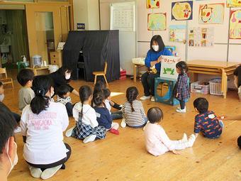 体験入園と2歳児保育入会説明会を行いました