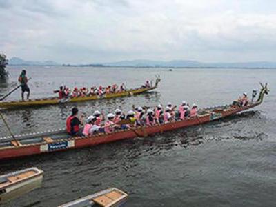 P3生が琵琶湖校外学習に行きました