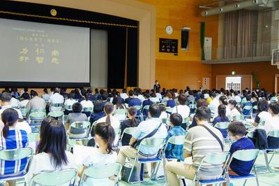 学校見学会・入試説明会を行いました