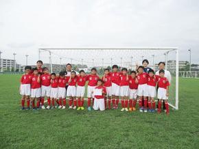 第2回私立小学校サッカー交流大会