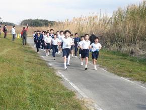 木津川マラソン大会