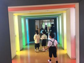 P1(小学1年)生の登校日!②
