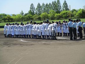 クラブ活動風景②(高校軟式野球部)