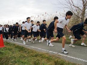 MY木津川マラソン