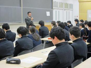 Y4センター試験激励会