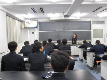 Y1キャリアトーク講座