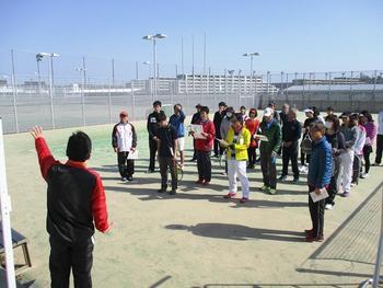 開校10周年記念 第15回NaraTomiテニス大会