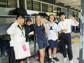 Y3オーストラリア語学研修①