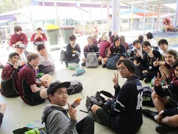 Y3オーストラリア語学研修②